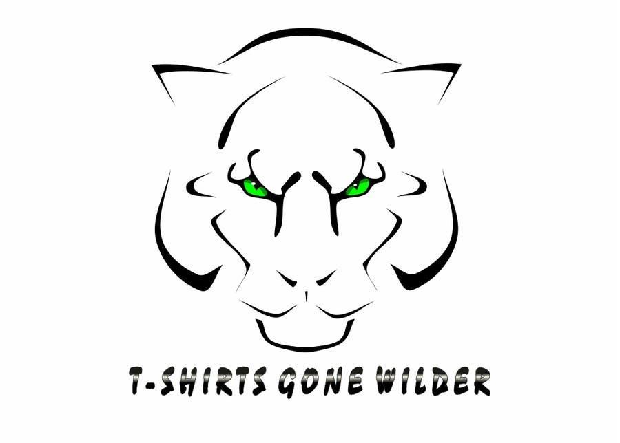 Penyertaan Peraduan #                                        40                                      untuk                                         Logo Design for T-shirt Company