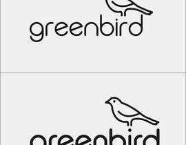 nº 50 pour Design a logo and thumbnail for a product design/fashion company - Greenbird par gabba13
