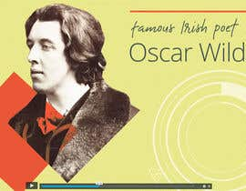 #3 para Create Video Animation of Famous Irish Poet Oscar Wilde por SergeyG0