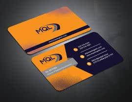 #72 для Logo Exists - Business Card for Trucking (Logistics) Company от SayeedBdz