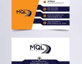#81 для Logo Exists - Business Card for Trucking (Logistics) Company от SayeedBdz