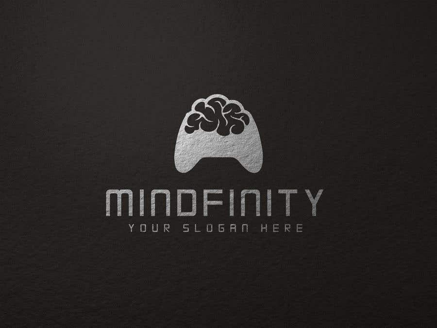 Proposition n°                                        11                                      du concours                                         Logo Mindfinity