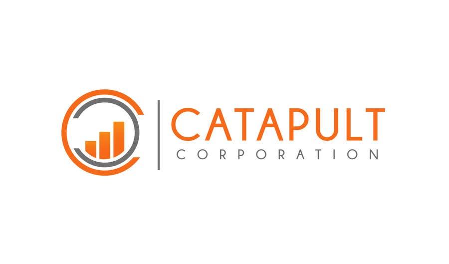 Proposition n°78 du concours Logo Design for 'Catapult Corporation'