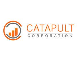 nº 82 pour Logo Design for 'Catapult Corporation' par soniadhariwal