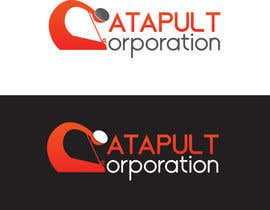 nº 67 pour Logo Design for 'Catapult Corporation' par GeorgeOrf