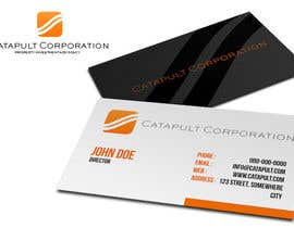nº 72 pour Logo Design for 'Catapult Corporation' par santy99