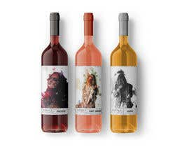 Nro 56 kilpailuun Wine label design käyttäjältä cutterman
