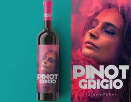 Nro 99 kilpailuun Wine label design käyttäjältä Sipofart