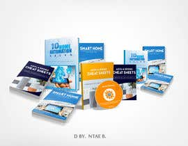 Nro 15 kilpailuun Ebook covers for renderings käyttäjältä Newjoyet