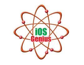 #45 para Logo Design for iOS Genius por shridhararena