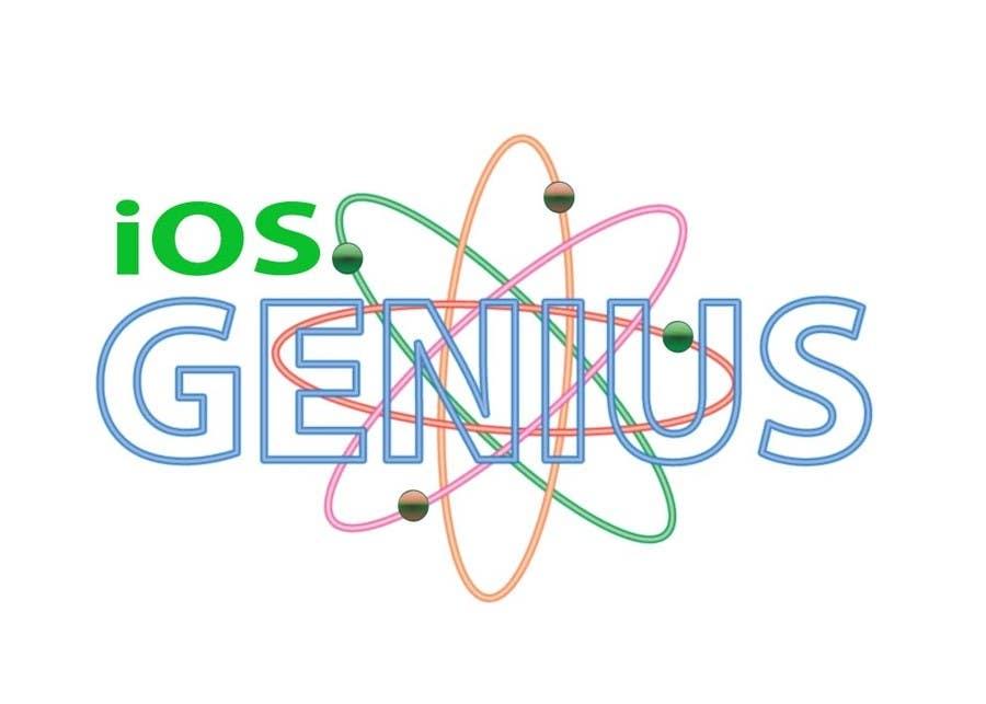 Kilpailutyö #40 kilpailussa Logo Design for iOS Genius