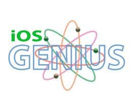 #40 para Logo Design for iOS Genius por julfecur