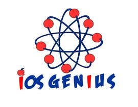 nº 12 pour Logo Design for iOS Genius par shivamdixit1990
