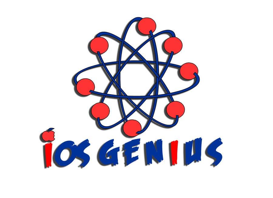 Konkurrenceindlæg #32 for Logo Design for iOS Genius