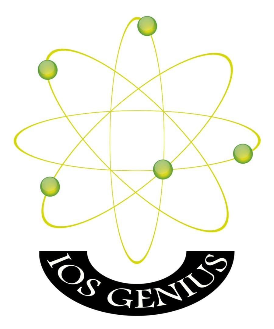 Inscrição nº                                         44                                      do Concurso para                                         Logo Design for iOS Genius