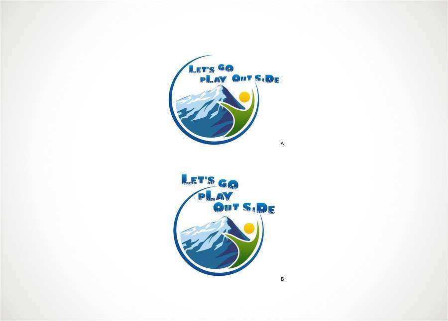 Kilpailutyö #140 kilpailussa Logo Design for Let's Go Play Outside