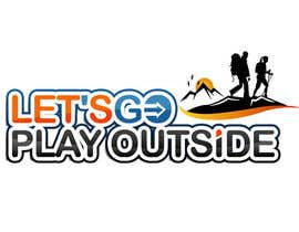 nº 246 pour Logo Design for Let's Go Play Outside par theDesignerz