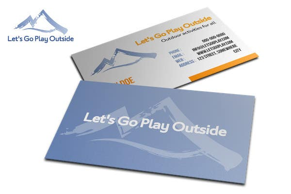 #285 for Logo Design for Let's Go Play Outside by santy99