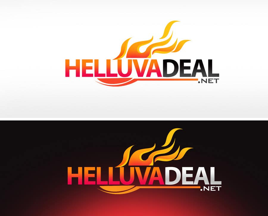Конкурсная заявка №116 для Logo Design for helluva deal