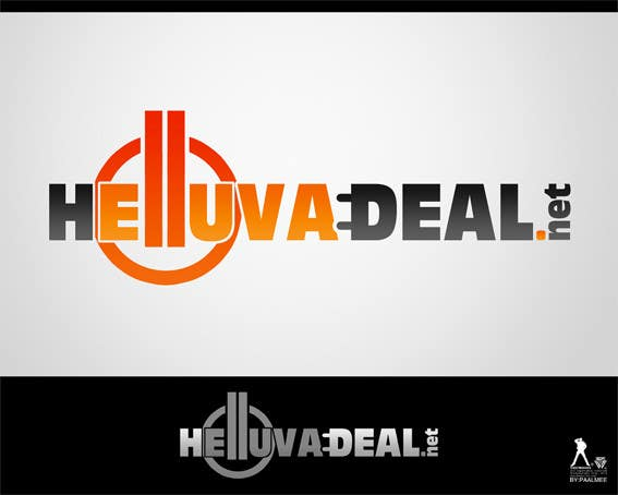 Contest Entry #297 for Logo Design for helluva deal