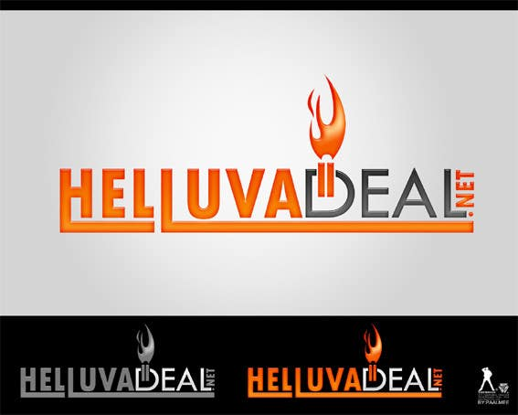 Contest Entry #302 for Logo Design for helluva deal