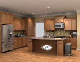 #60 for Rendering and branding of the NEW brand of kitchen and dressing – Le Reve by koolguyeu