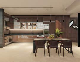 #72 for Rendering and branding of the NEW brand of kitchen and dressing – Le Reve af deta3d2