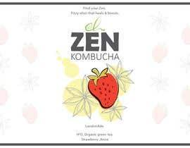 #75 cho Logo & package design: kombucha brand bởi Rabbani16