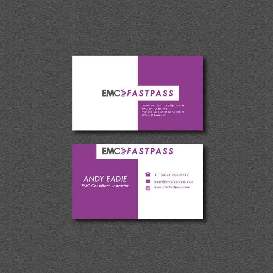 Proposition n°470 du concours Business card design