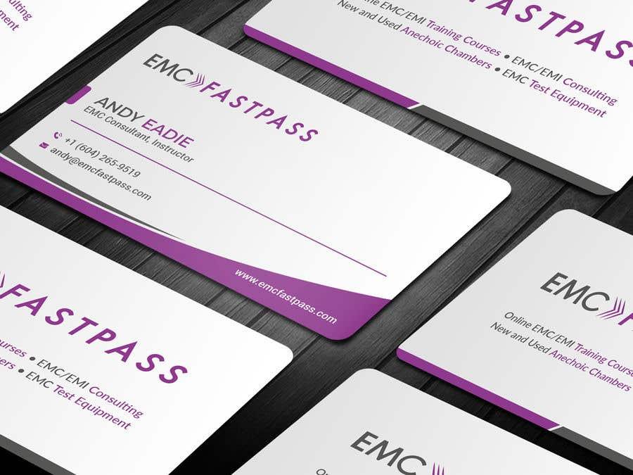 Proposition n°412 du concours Business card design
