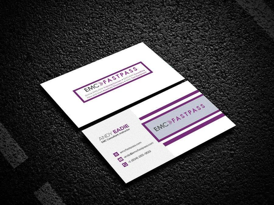 Proposition n°279 du concours Business card design
