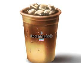 #80 para Togo cup sketch, hand drawn designs for our cold and hot beverages de jasongcorre