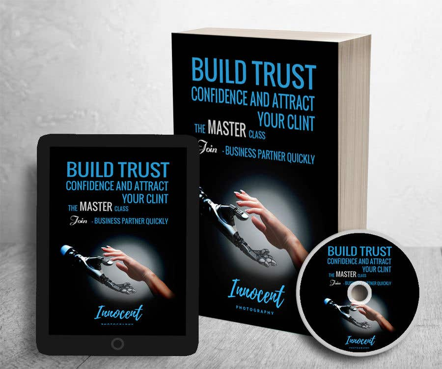 Contest Entry #105 for Need PREMIUM e-Cover Design and Mock-Up That Helps Increase SALES