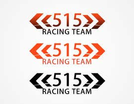 #1 para Logo Design for 515 Racing Team por ibrahim4