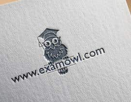#18 for a logo for online exam system. domain name is www.examowl.com by eashan99