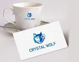 #184 untuk Design a Crystal Wolf Logo for new Crystal Inspired Business oleh masudbd1