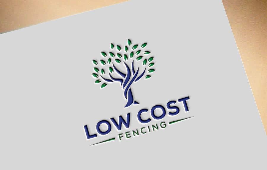 Penyertaan Peraduan #270 untuk Low Cost Fencing Logo