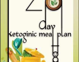 "ketan26111999 tarafından create ebook cover design for my ""The Ketogenic Guide"" için no 44"