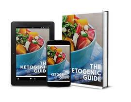 "Cartoonico tarafından create ebook cover design for my ""The Ketogenic Guide"" için no 36"