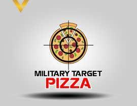 #22 для Military target pizza logo от rifh76