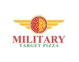#23 для Military target pizza logo от owaisahmedoa