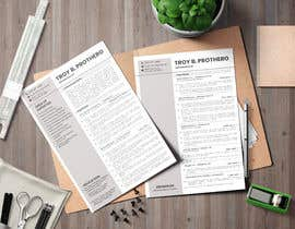 #18 for Update my Resume Design by aishajawed