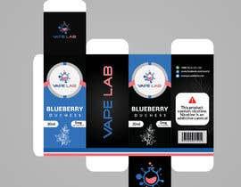 abwahid9360 tarafından Design Labels and Boxes için no 9