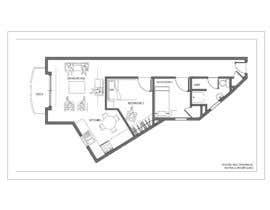 Nro 25 kilpailuun Re-design an apartment käyttäjältä RafaelaRdguez
