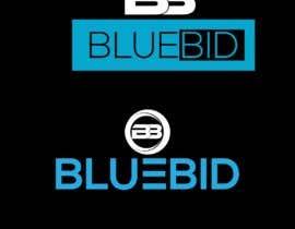 #11 para BlueBid Logo ideas por mamunreza185