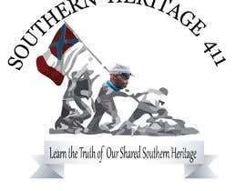#24 for Southern heriage 411 logo by oumomenmr
