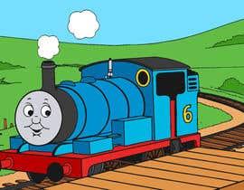 #15 untuk Design the Head Carriage of a Toy Train oleh wwwanukul