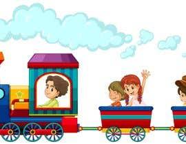 #10 untuk Design the Head Carriage of a Toy Train oleh Arghya1199