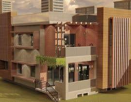 #6 for House facade design af Dezzinefreak