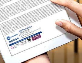 Nro 43 kilpailuun Redesign Email Signature käyttäjältä abcmagura